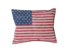 ALMOHADON GRIMPO 40X50 Cushions, Pillows, American, Flag, Home, Bed Pillows, Cushion, Cushion, Throw Pillow