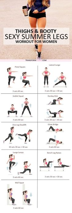 Feel the burn with this intens