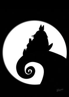 Impression photo de Totoro Burton