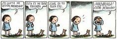 ¡Solo...para...Lo...cos!: Enriqueta, Fellini y Madariaga (Por Liniers)