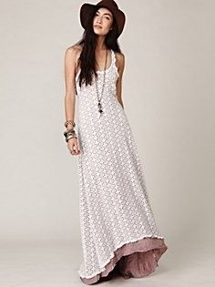 Beautiful. Perhaps if I felt less cautious about spending money on clothes, I'd add this to my closet.