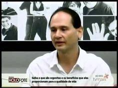 "Entrevista ""Os efeitos terapêuticos dos Orgonites"""