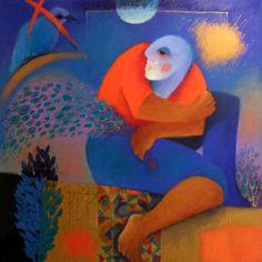 Artodyssey: Roberto Chichorro Africa Art, Cubism, Artist Painting, My Images, Dinosaur Stuffed Animal, African, Abstract, Drawings, Illustration