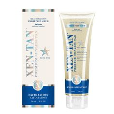 Buy Xen-Tan Fresh Prep Scrub (236ml) , luxury skincare, hair care, makeup and beauty products at Lookfantastic.com with Free Delivery.
