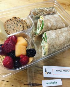 Did you know we offer lunch boxes through our corporate catering? Easy efficient and so darn good! #thinklunch #lunch #lunchbox #catering #ottawa by thinklunch