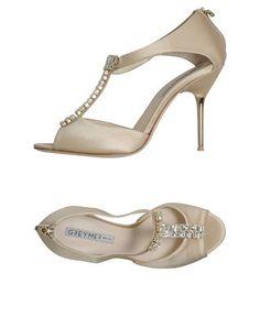 a7736182d784 Grey mer Women - Footwear - High-heeled sandals Grey mer on YOOX
