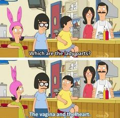 She could not have explained this any better. lol. Love Tina!