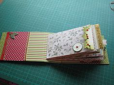 EXCELLENT 16-min video showing how to put together a nice chipboard album