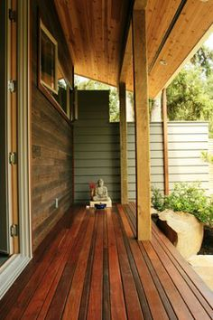 Dave and Valeries Major Remodel - asian - porch - other metro - G. Christianson Construction Inc