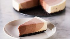 Chocolate Ripple Cheesecake - YouTube