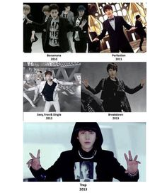 I thought I was the only one who noticed that Kyuhyun always does that xD
