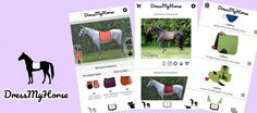 The new must have equestrian app: DressMyHorse