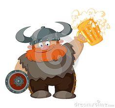 papa vikingo dibujos animados - Buscar con Google