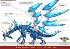 L'Pokedex 483 - Dialga FR by Pokemon-FR on deviantART