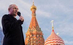 #Putin: 'Don't call me Tsar'