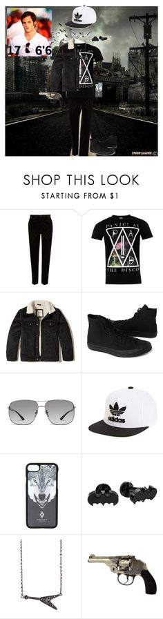 """""""Ayden- RP"""" by batgirl-at-the-disco3 ❤ liked on Polyvore featuring River Island, Hollister Co., Converse, Gucci, adidas Originals, Marcelo Burlon, Cufflinks, Inc., Zadig & Voltaire, men's fashion and menswear"""