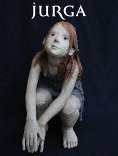 Jurga Martin . Artiste Sculptrice