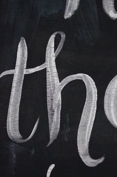 Tutorial: How to Make chalk into paint. Use a paint brush to apply it to a chalk board.