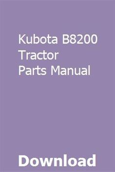 7 Best Kubota Tractor Parts images in 2019 | Kubota tractor
