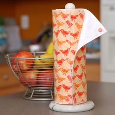something like this would get me using no paper towels again.