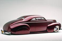 40 Mercury Coupe