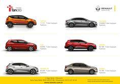 Renault tüm yeni araç modelleriyle Kolejli İş Adamları Derneği Dergisi'nde!  Saha Satış Ekibimize; 0549 806 97 70  nolu telefondan ulaşabilirsiniz.  www.tanoto.com.tr  Otonomi