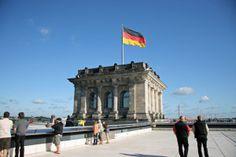German Flag Wallpaper Fly