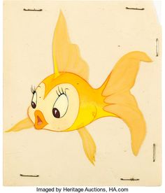 Animation Art:Color Model, Pinocchio/Bambi Cleo Color Model and Miss Bunny Inker's TestCels Group of 2 (Walt Disney, (Total: 2 Items) Disney Art Books, Disney Collage, Art Adventure Time, Disney Cats, Walt Disney, Illustrations, Illustration Art, Classic Cartoon Characters, Fictional Characters