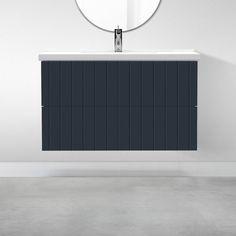 Personalize your bathroom vanity with custom doors for Godmorgon and Sektion cabinets. Bathroom Niche, Bathroom Red, Modern Bathroom, Small Bathroom, Ikea Bathroom, Shower Storage, Shower Shelves, Craftsman Bathroom, Rustic Bathrooms
