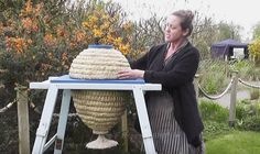 How the round, bee-friendly Sun Hive may help save the bees