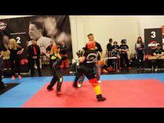 Fibo Kwon Cup 11.4.2015 LK Women -55 kg Eva Kömle vs. Gina-Celine Kelch 2/2 - YouTube