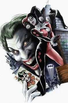Pin On Harley Quinn is My Favorite Y Erotic Crazy Bitch Joker Batman, Joker Y Harley Quinn, Harley Quinn Tattoo, Joker Art, Harley Quinn Cosplay, Joker Images, Joker Pics, Joker Poster, Comic Poster