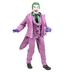 Batman Classic 1966 TV Series 1 Action Figure Joker