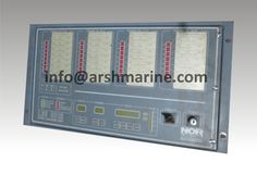 Nor Control Level Gauging Unit LGU 8810