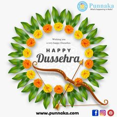 Just like the colours and lights of the festival, may your life be filled with all the joy and prosperity in the world. Happy Dussehra! Best Wishes Images, Dussehra Images, Happy Dussehra Wishes, Navratri Festival, Durga Images, Bow Arrows, Sell Gold, Royalty Free Stock Photos, Banner