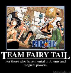 Team Fairy Tail by Drack99.deviantart.com on @deviantART