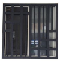 Home Window Grill Design, Grill Gate Design, Window Grill Design Modern, Balcony Grill Design, Steel Gate Design, Door Gate Design, Window Security Bars, Security Gates, House Front Wall Design