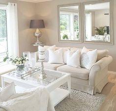 Home Decorating Websites Stores Code: 5721782105 Glam Living Room, Living Room Decor Cozy, Interior Design Living Room, Home And Living, Living Room Designs, Living Room Decor Inspiration, Home Decor Styles, Bond, Pearl