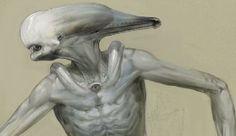 Carlos Huante shares rare Prometheus concept art!  Read more: http://www.alien-covenant.com/news/carlos-huante-shares-rare-prometheus-concept-art
