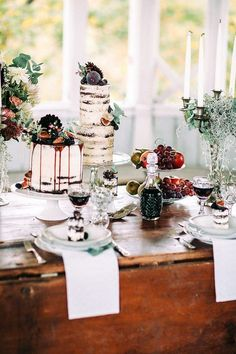 Ruffled - photo by Petra Veikkola Photography http://ruffledblog.com/finnish-mansion-wedding-inspiration | Ruffled