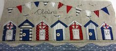 Loopy Linnet Textiles, Linnet, Free Machine Embroidery, Mug Rugs, Textile Art, Applique, Greeting Cards, Quilt Art, Place Mats