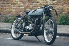 The Business of Customizing Old Motorcycles | Untitled Motorcycles