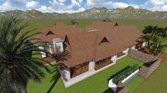 Earp Construction develops and sells properties in George on the Garden Route in South Africa. There are a range of design styles and sizes to suit your budget. Design Your Dream House, Plan Design, Open Plan, Property For Sale, South Africa, Bali, Golf Courses, Construction, Outdoor Decor
