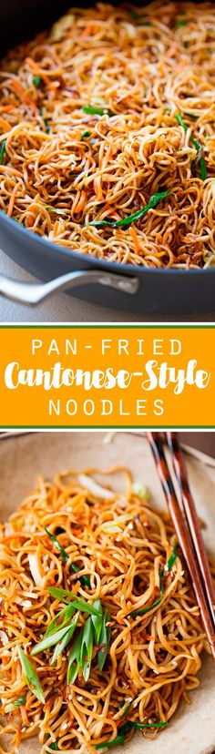 Cantonese-Style Pan-