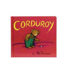 Corduroy hardcover book | Outofprintclothing.com