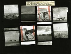 Contact sheet, Carl Mydans pictures, Philippines, 1945.  Carl Mydans—The LIFE Picture Collection