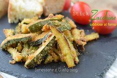 Stick zucchine sabbiose light