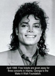 1984年7月5日 の画像|Michael's Charity Work