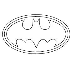 Top 35 Batman Coloring Pages For Your Toddler