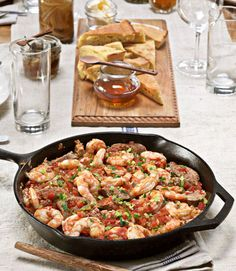 Savannah Red Rice with Shrimp and Smoked Sausage #southern #recipes
